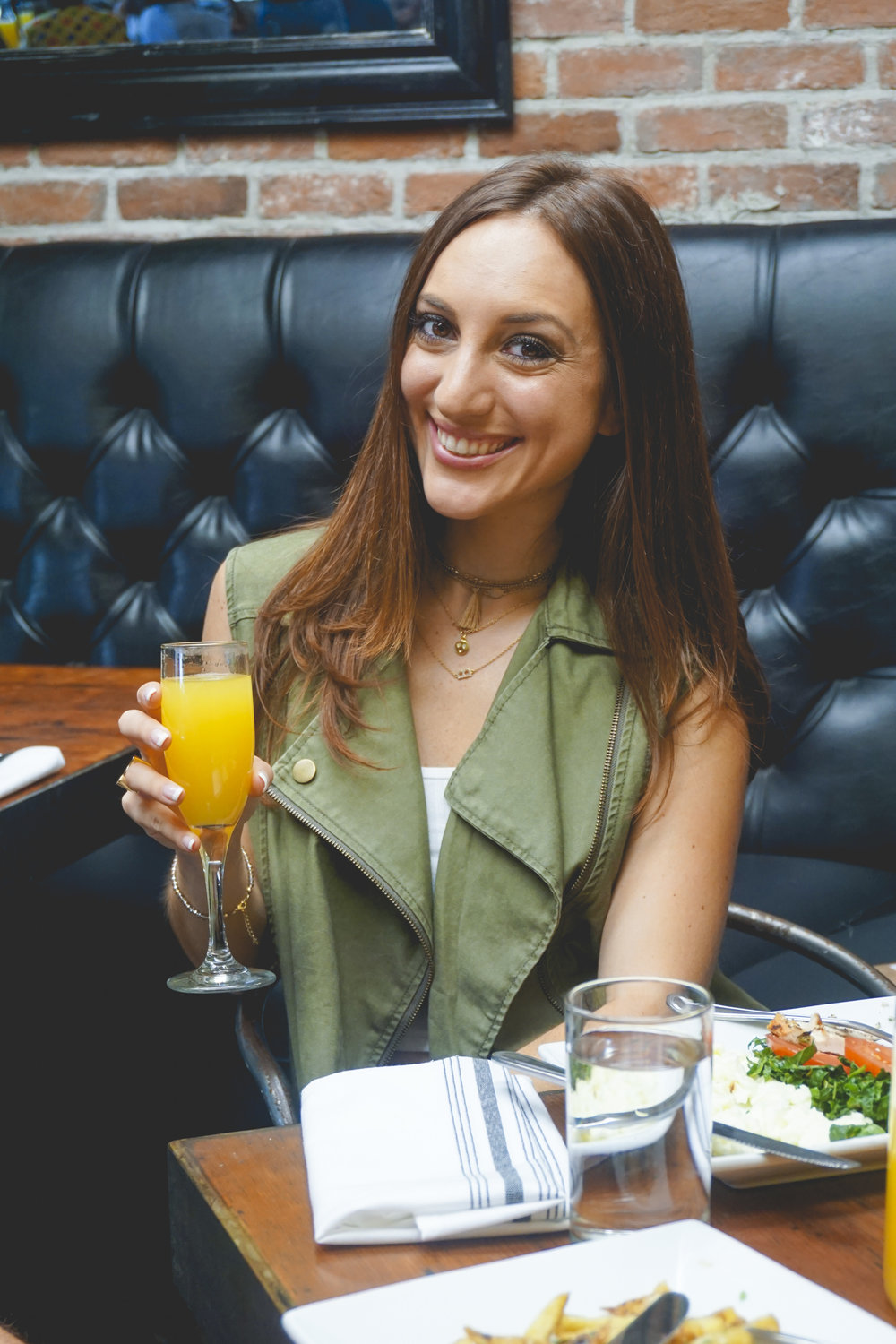Brielle Galekovic of The Gilded Bellini at The Hudson LA