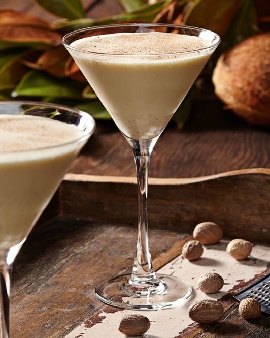 Tommy Bahama Eggnog Coconut Martini