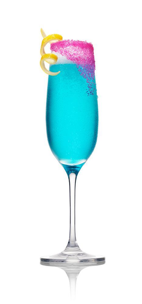Justin Bieber Cocktail with Svedka Vodka