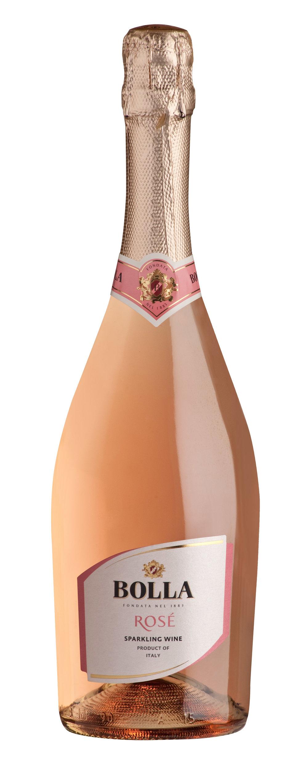 Bolla Rosé on The Gilded Bellini