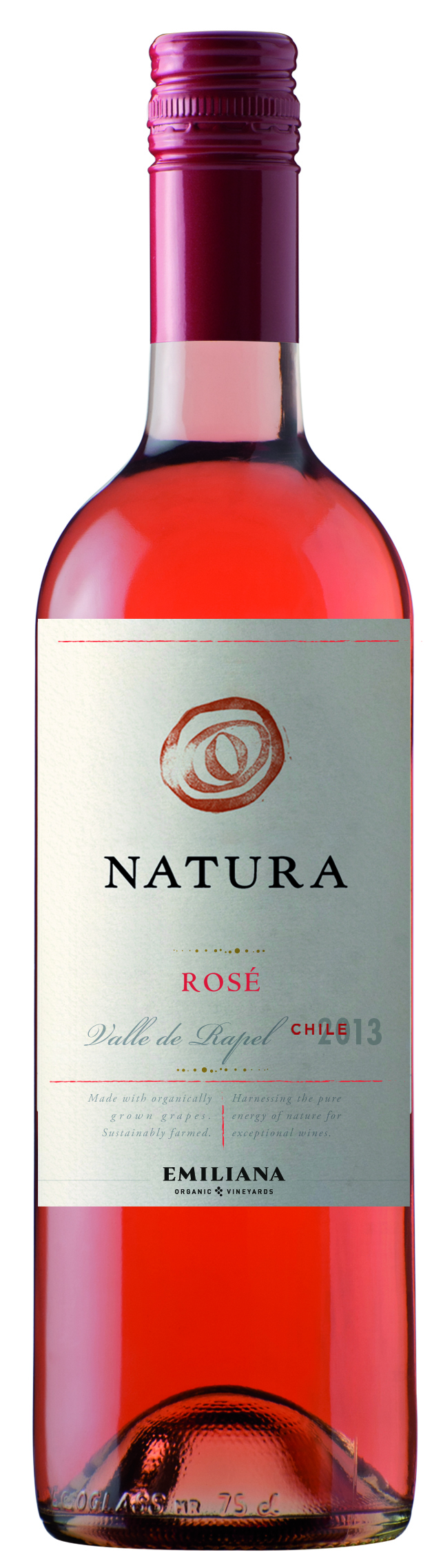 Natura Rosé on The Gilded Bellini