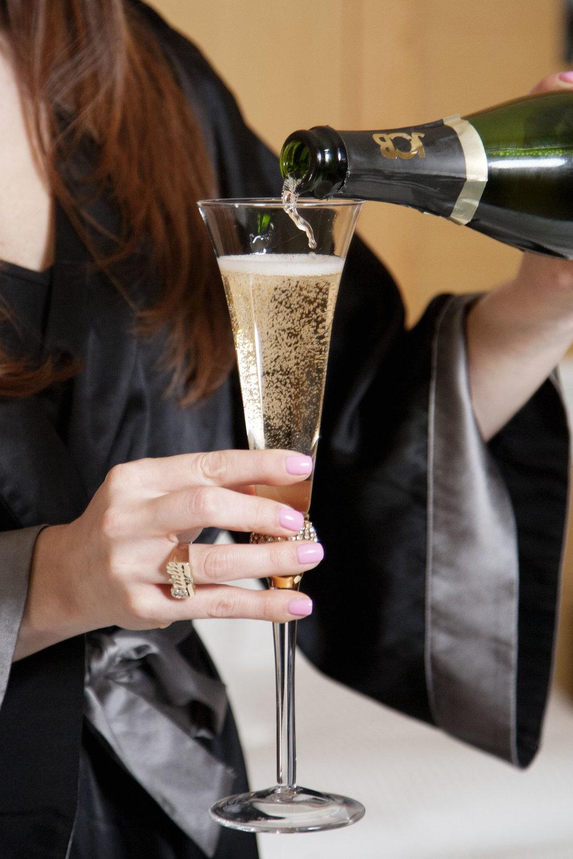 JCB Champagne at The Sofitel Hotel Los Angeles