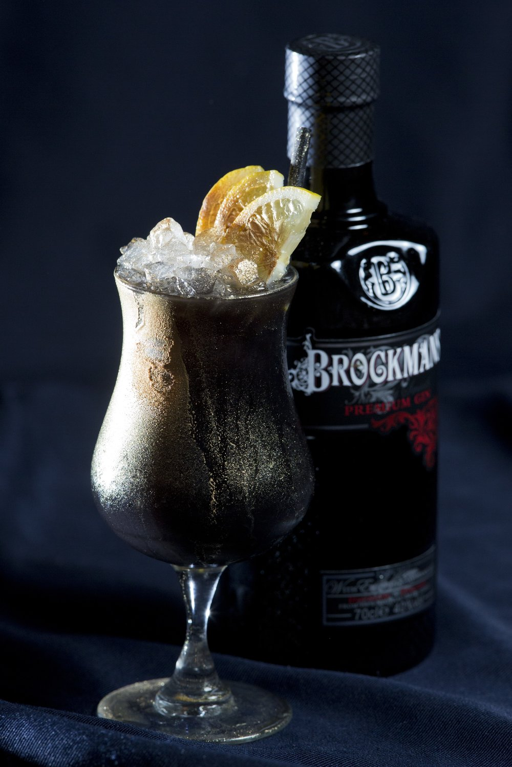 Brockmans Black and Gold Gin