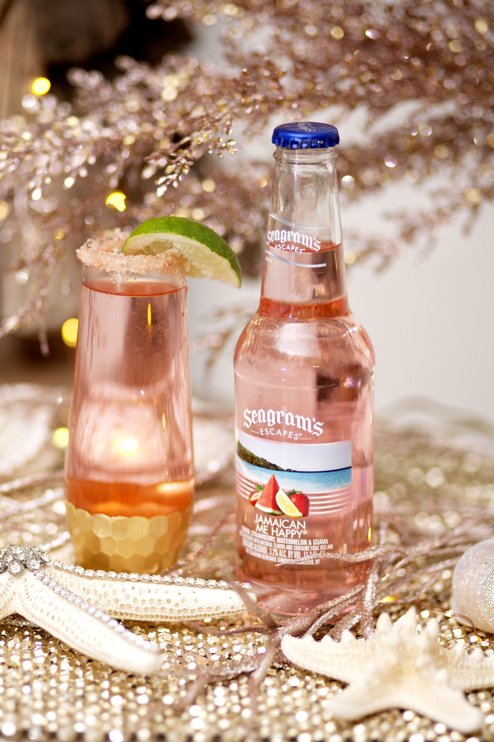 Seagram's Escapes Jamaican Me Happy