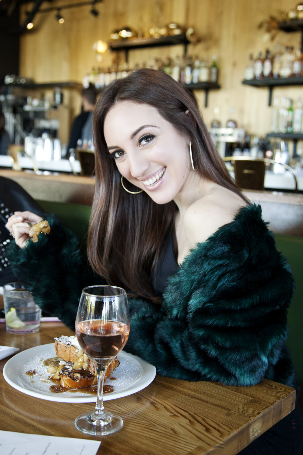 Brielle Galekovic of The Gilded Bellini at TRUST San Diego