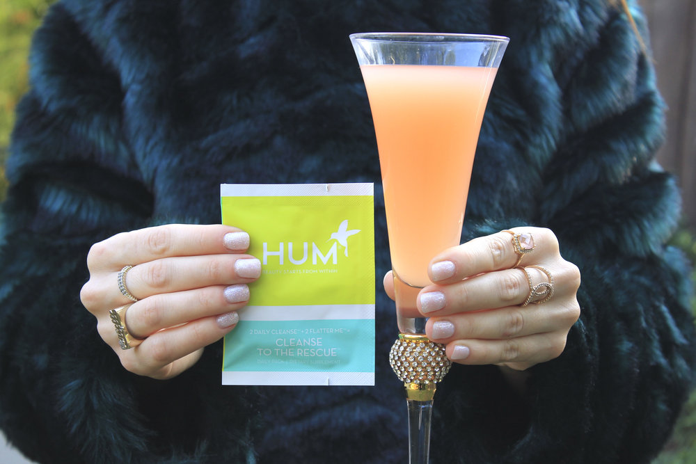 HUM Nutrition on The Gilded Bellini