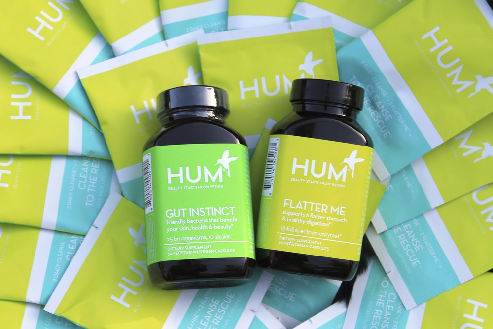 HUM Nutrition Gut Instinct and Cleanse