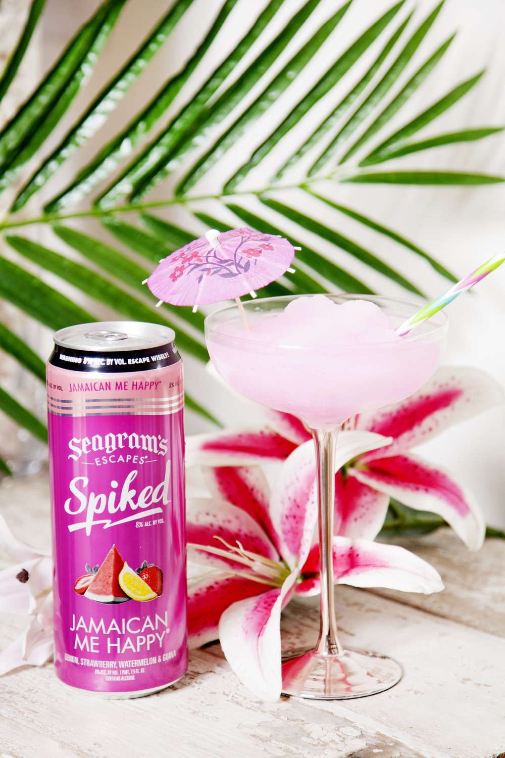 Seagram's Spiked Jamaican Me Happy