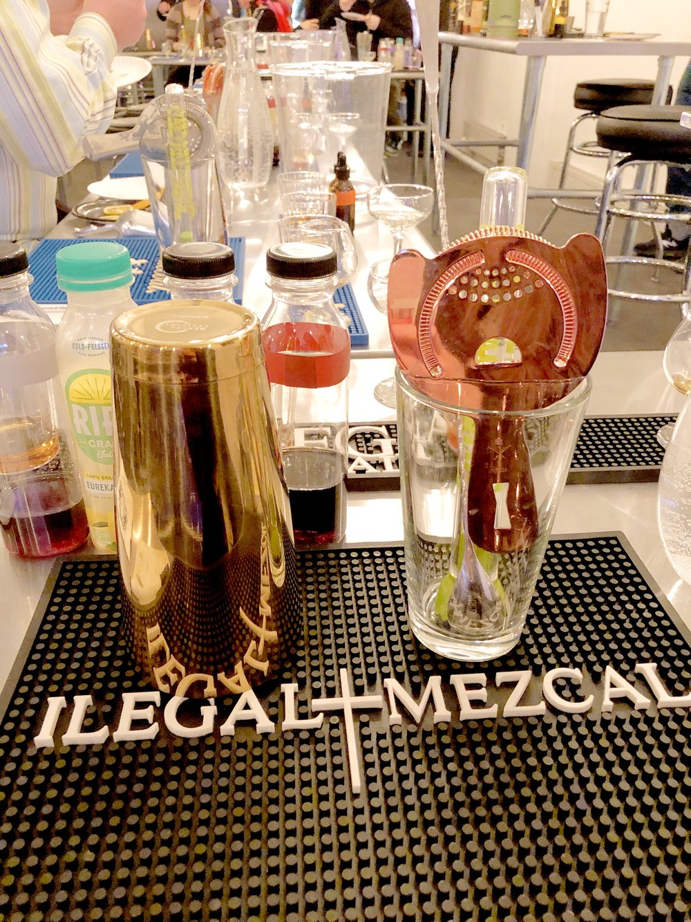 World of Whiskey Class at Liquor Lab NYC