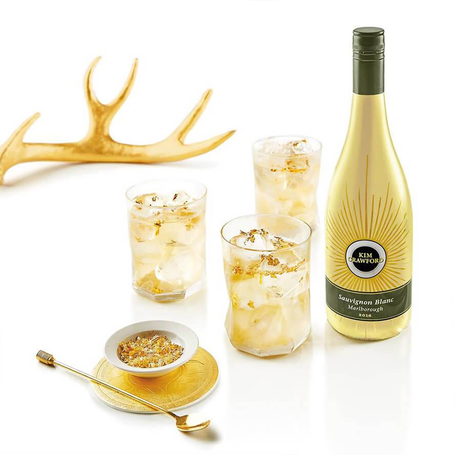 Kim Crawford Oscar Cocktail