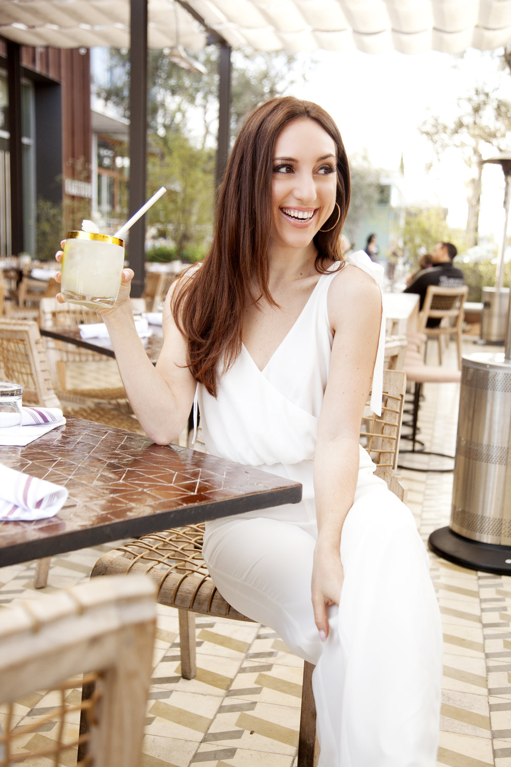 Brielle Galekovic of The Gilded Bellini in Ali & Jay