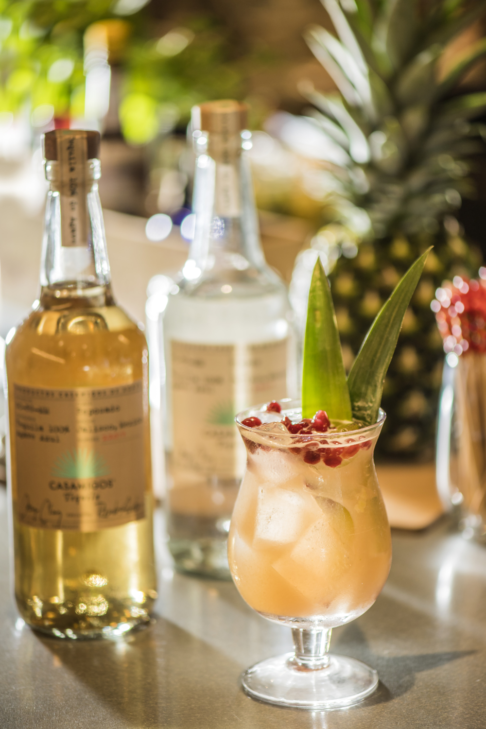 The Rising Sol - Casamigos Cocktail