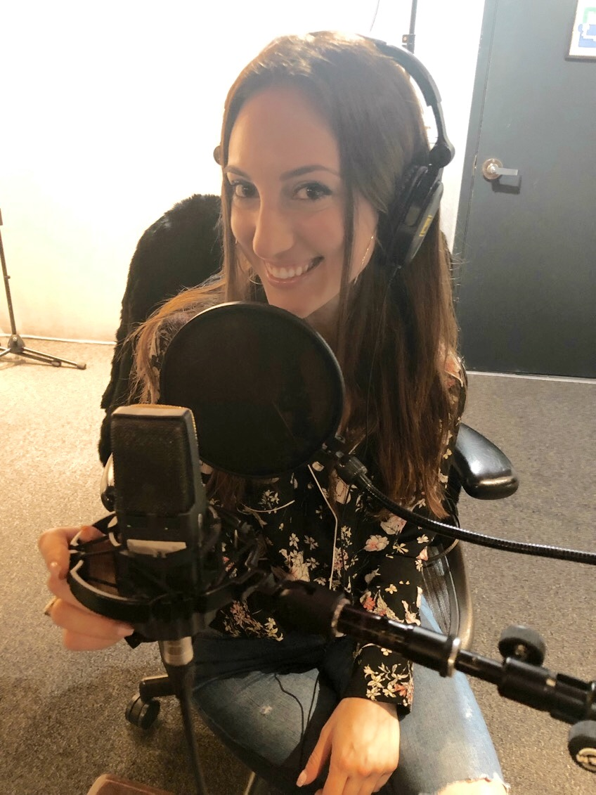 Brielle Galekovic of The Gilded Bellini on The Dub Podcast
