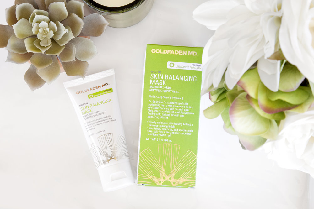 Goldfaden MD Skin Balancing Mask