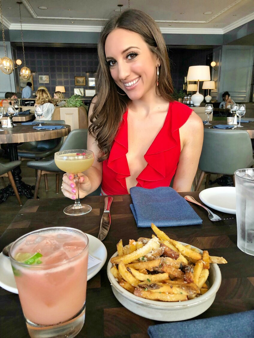 Brielle Galekovic of The Gilded Bellini at The Henry