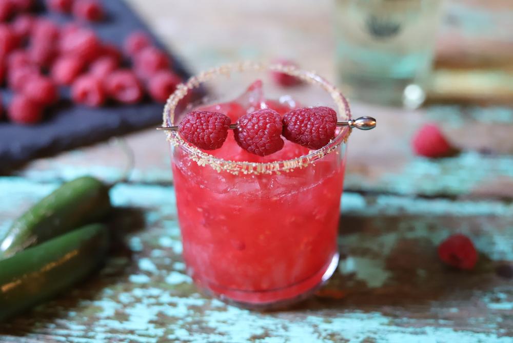 Sweet Heat Margarita - The Gilded Bellini