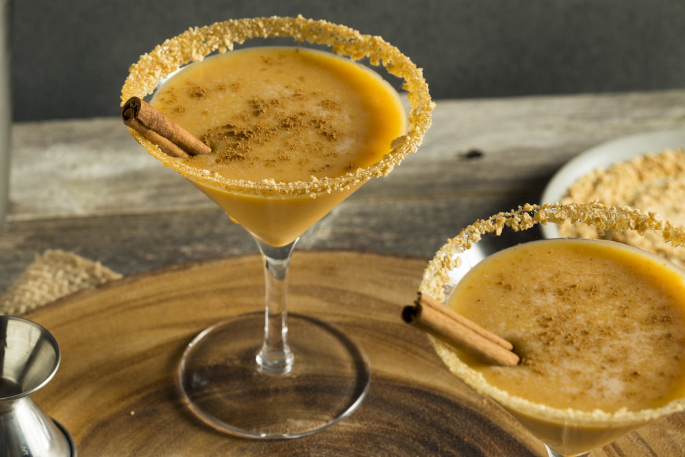 Pumpkin Patch Cocktail
