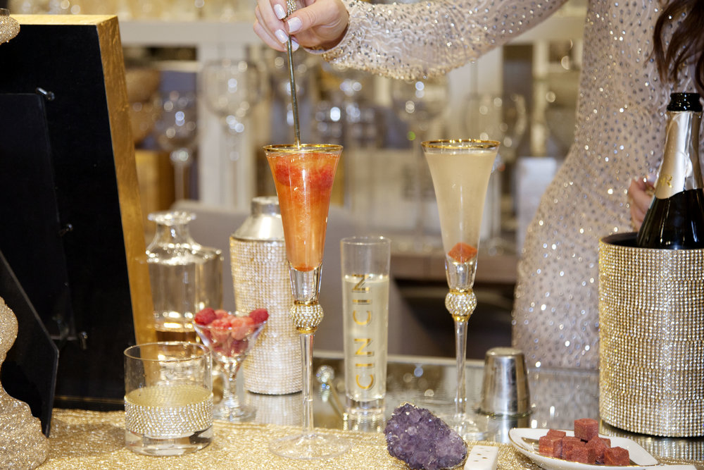 The Z Bellini by Brielle Galekovic of The Gilded Bellini