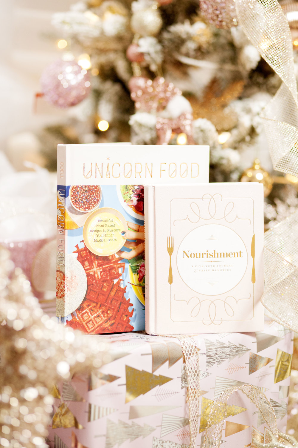 Unicorn Food - Nourishment Books - The Gilded Bellini Holiday Gift Guide