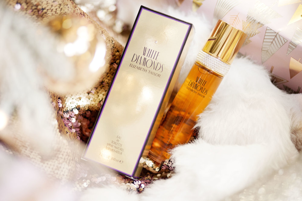 Elizabeth Taylor White Diamonds Perfume - The Gilded Bellini Holiday Gift Guide