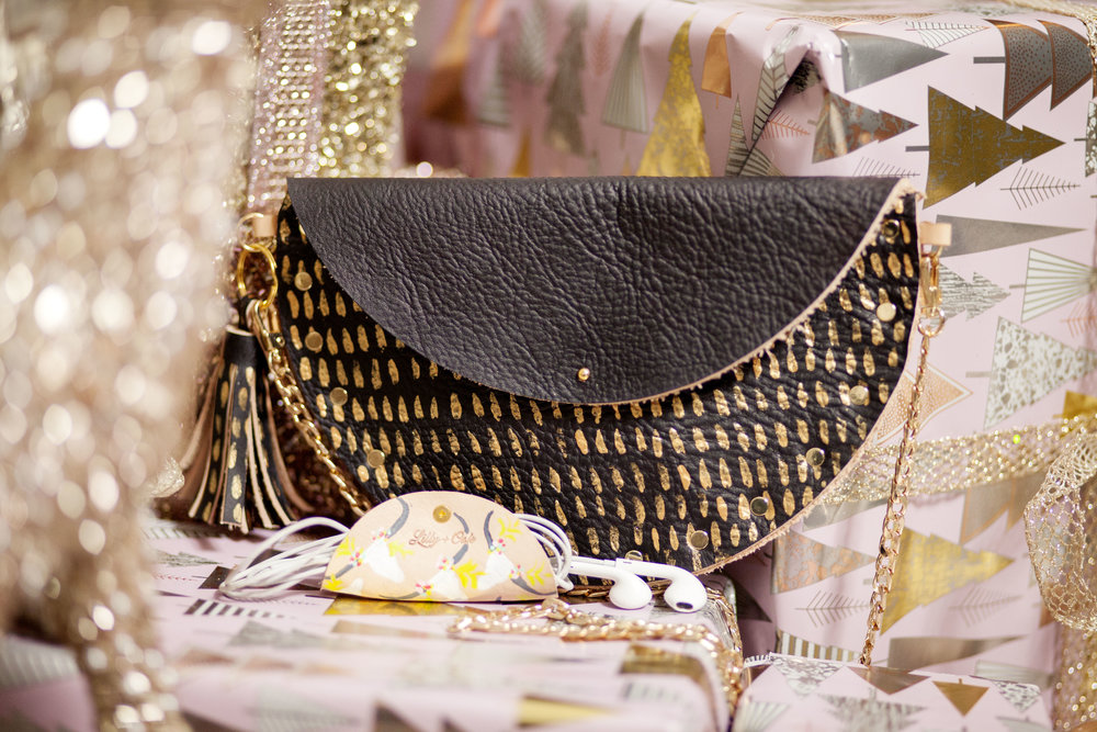 Lilly & Oak Purse - The Gilded Bellini Holiday Gift Guide