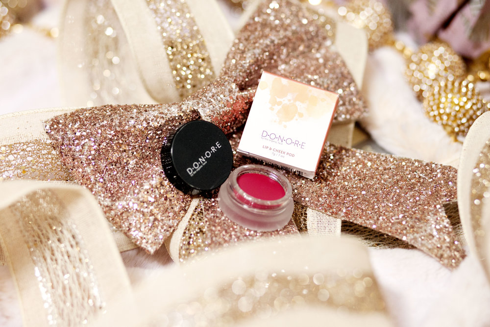 Donore Lip and Cheek Pods - The Gilded Bellini Holiday Gift Guide