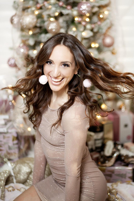 Pom Pom Earrings - The Gilded Bellini Holiday Gift Guide