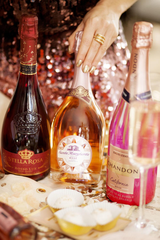 Santa Margherita Sparkling Rosé - The Gilded Bellini