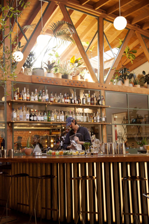Atrium Los Feliz - The Gilded Bellini
