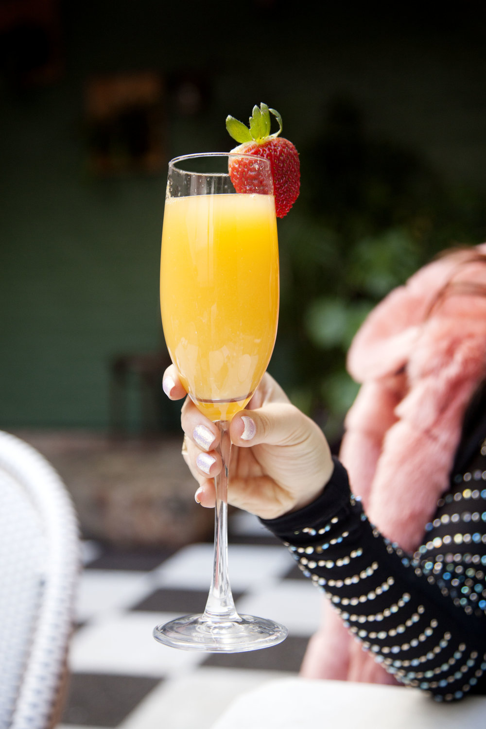 Mimosa at MARDI - The Gilded Bellini