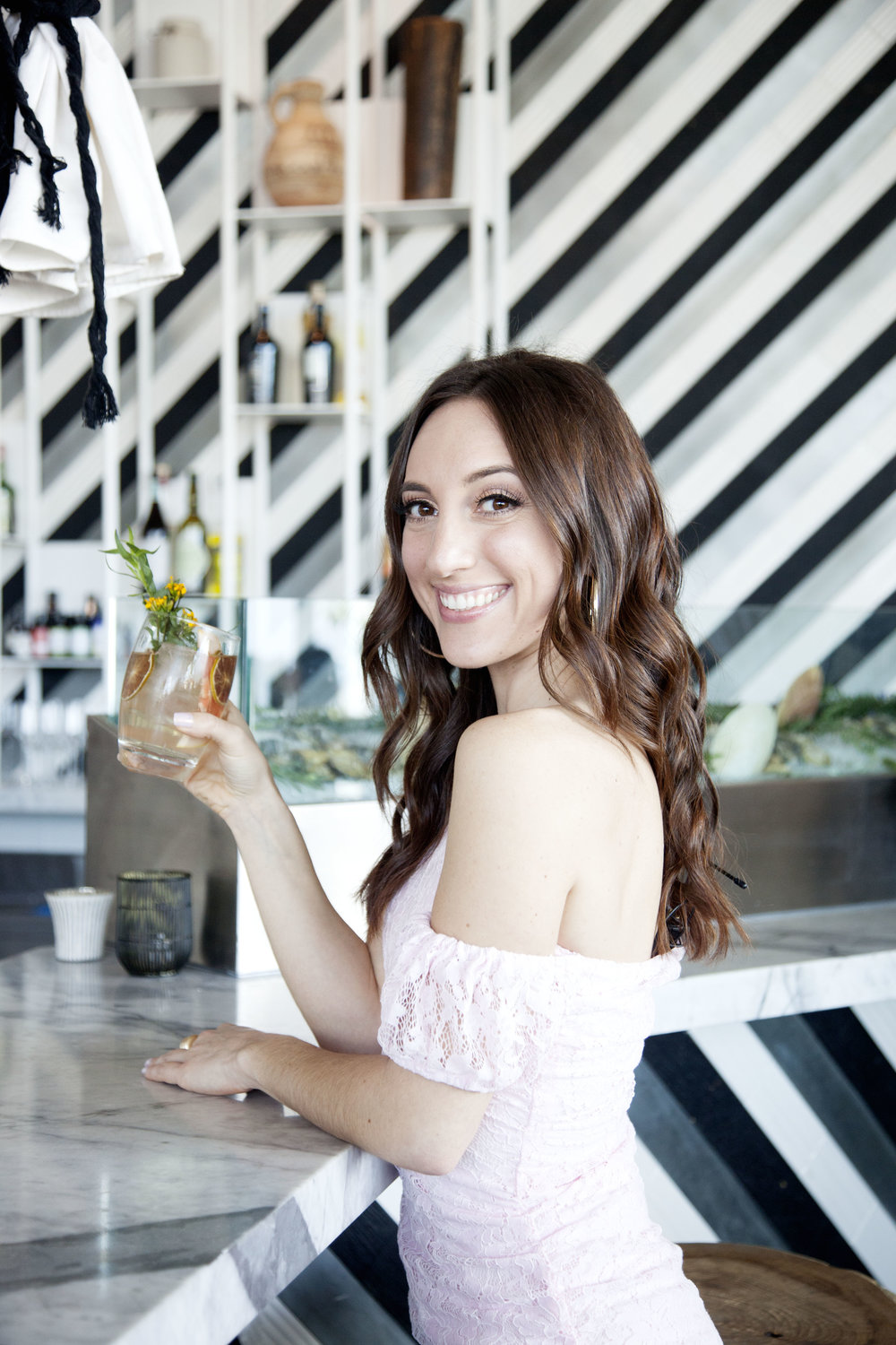 Brielle Galekovic of The Gilded Bellini at Margot Los Angeles