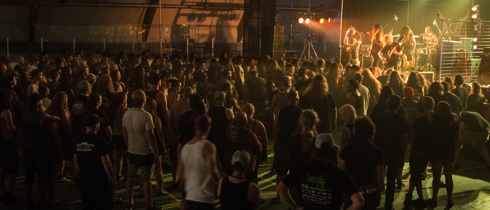 Armstrong MetalFest 2015