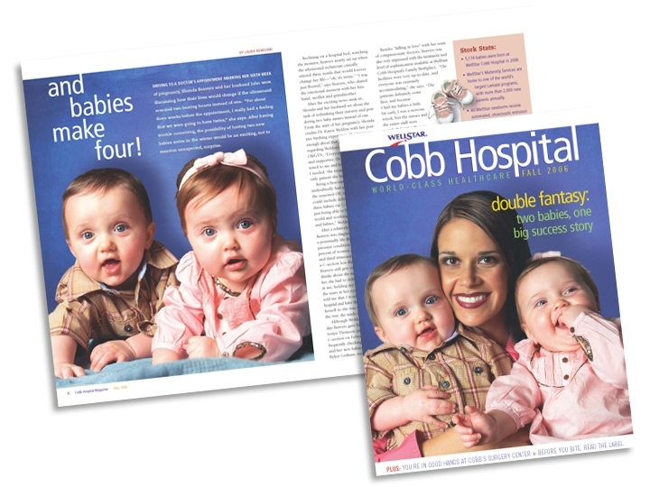 WellStar Cobb Hospital Community Magazine