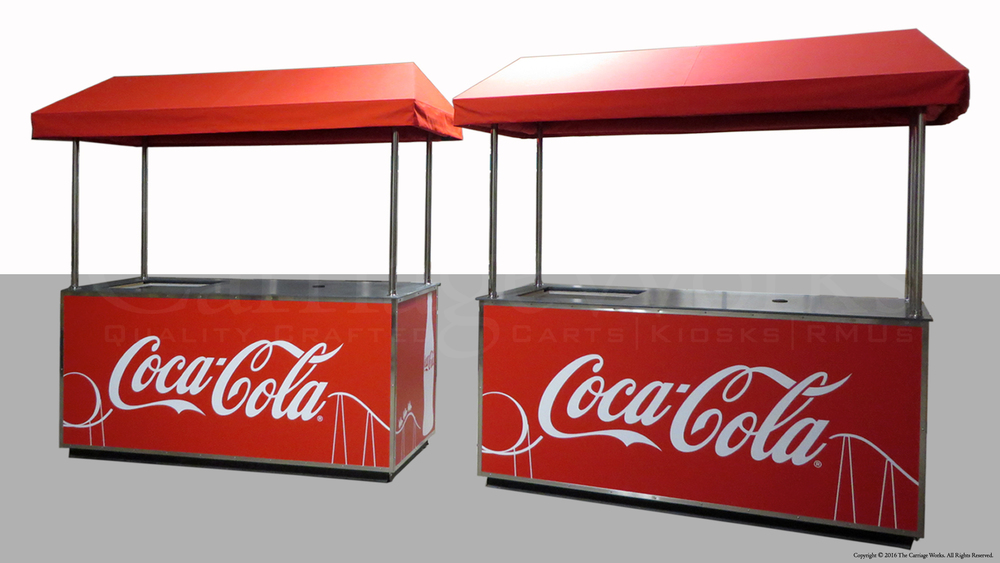 Outdoor Beverage Carts