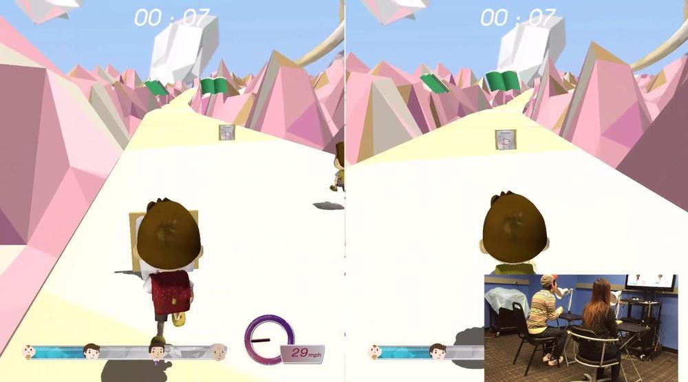 Game play screen shot