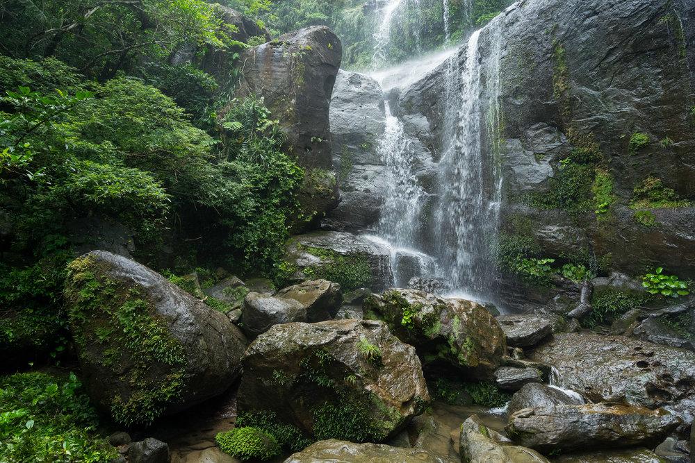 Yutsun Falls