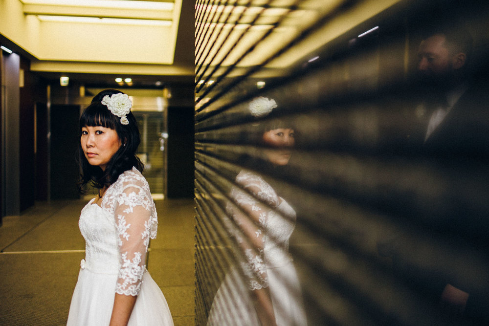 Alternative Tokyo Wedding Photography