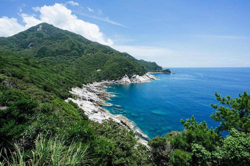 Yakushima Island Landscape