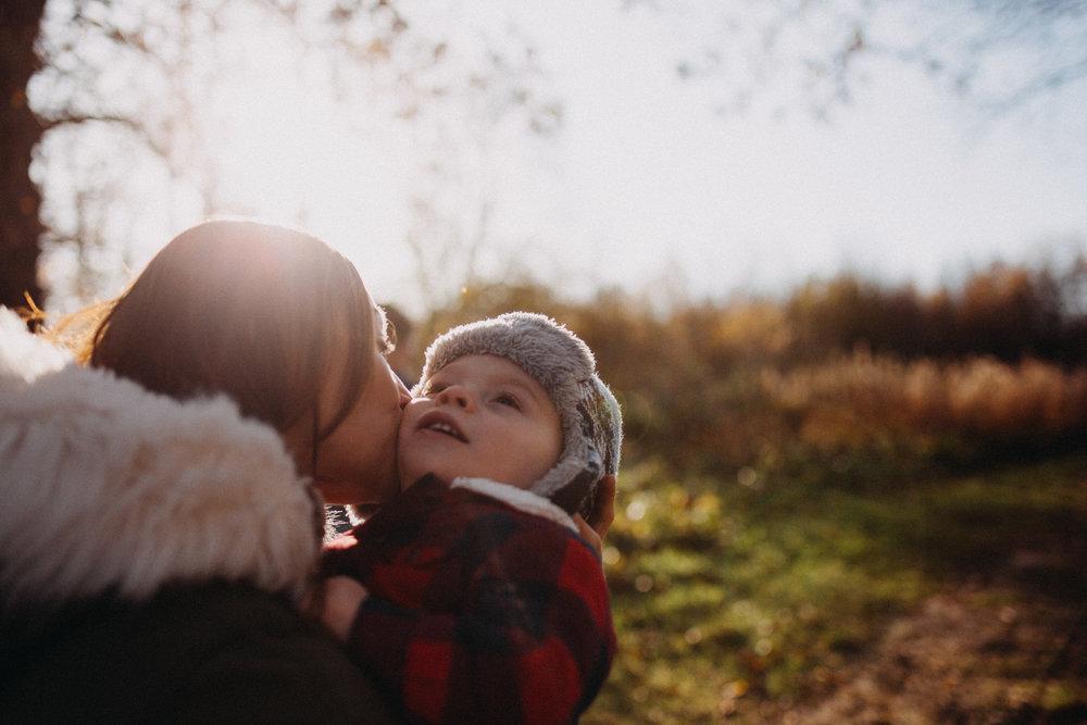 Natural Family Photographer, Kent