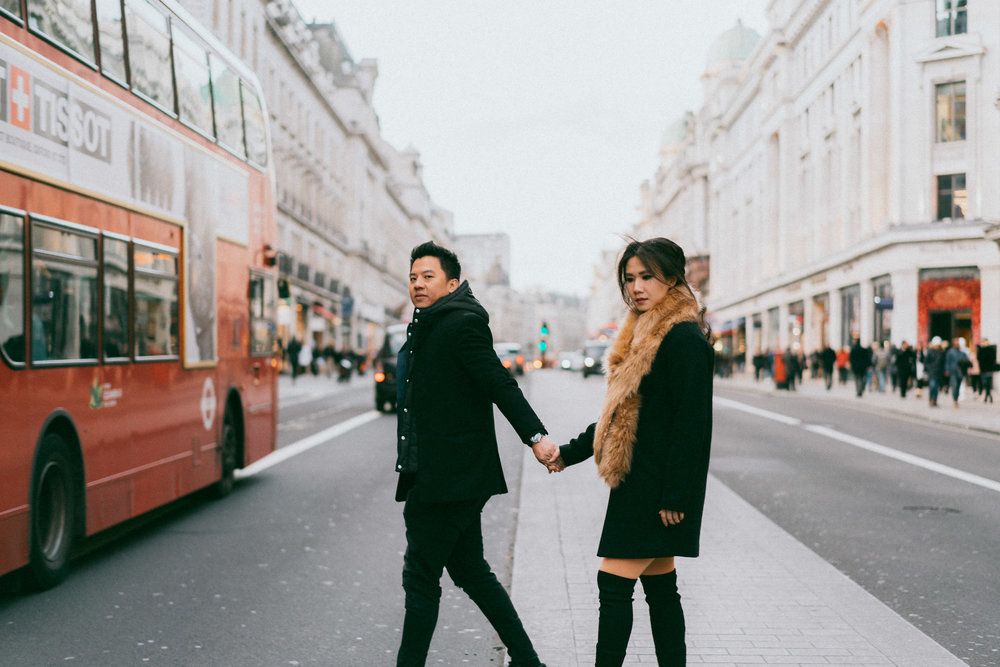 Couples Portrait, London