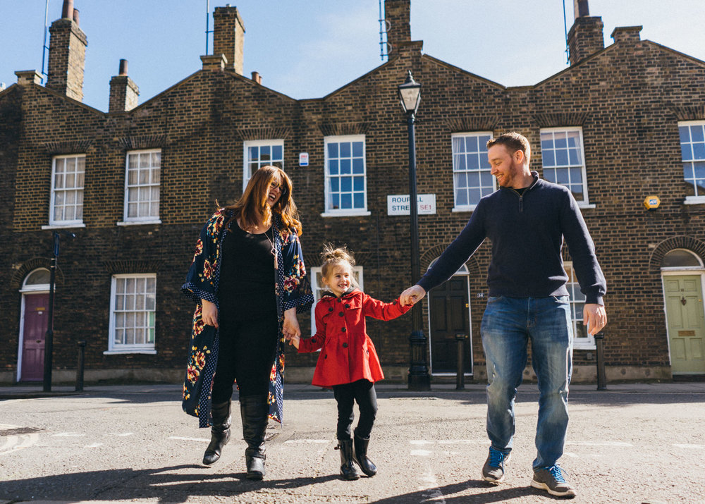 London Family Portrait Photographer