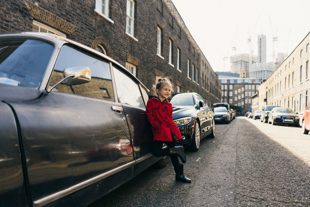 Quirky Family Portraits, London