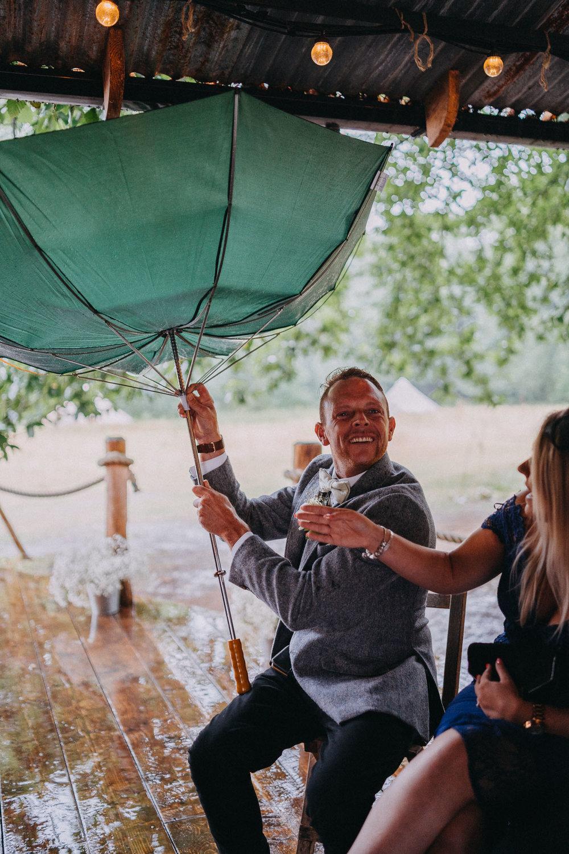 Quirky Kent Wedding Photographer