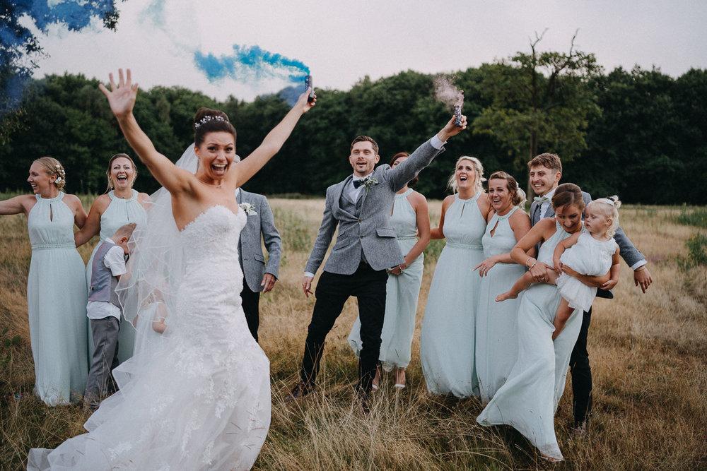 Alternative Kent Wedding Photographer