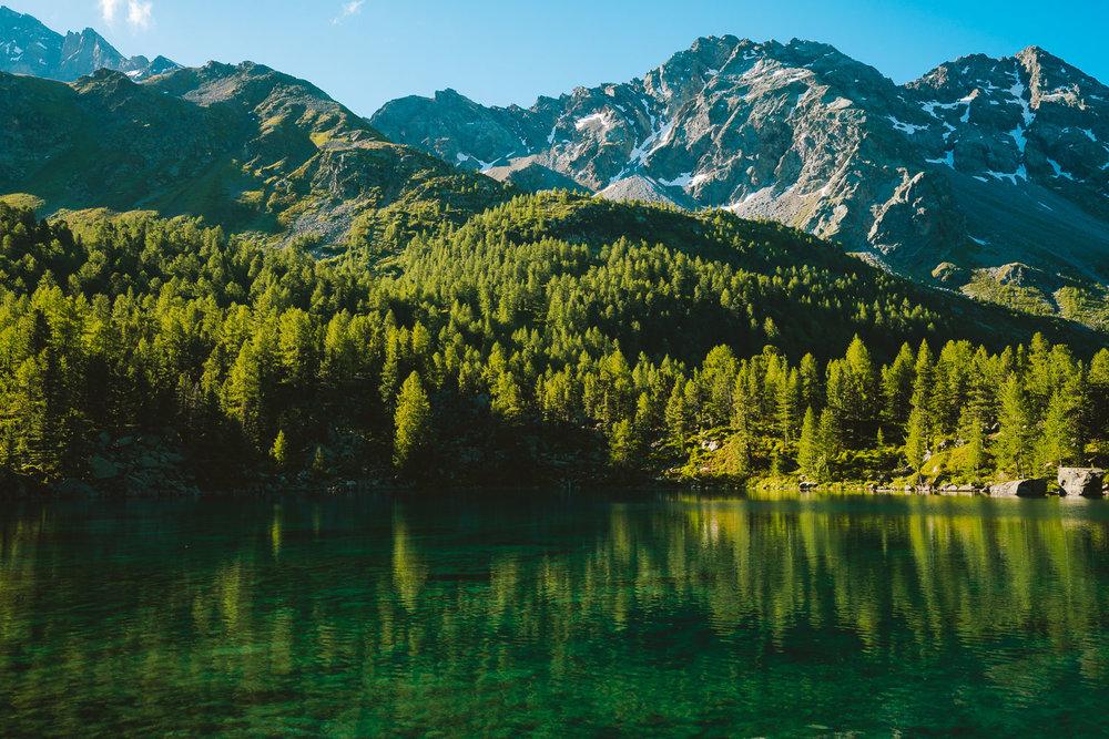 Lago de Saoseo