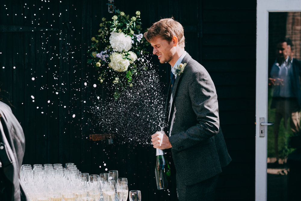 Quirky Wedding Photography in Canterbury
