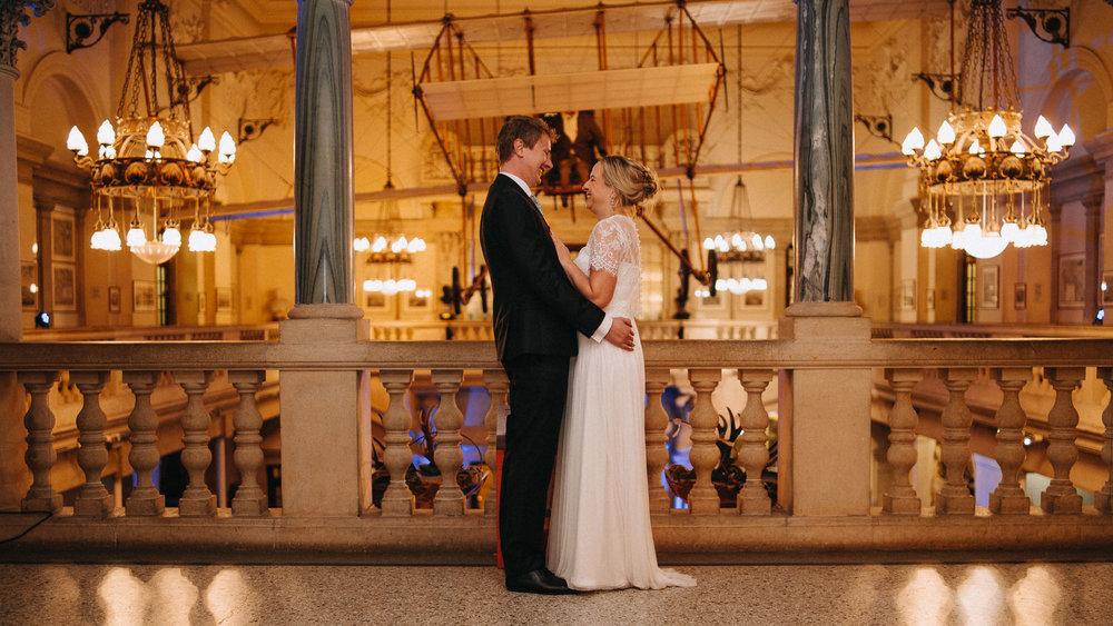 Bristol Museum and Art Gallery Wedding