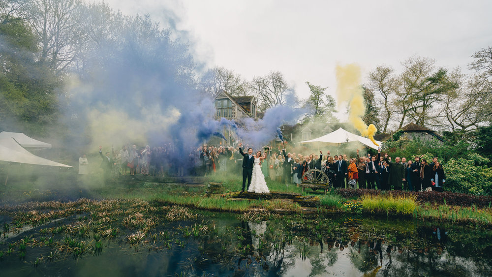 The Copse, Reading, Wedding Photographer