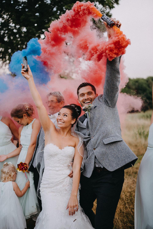 The Dreys Wedding Photographer