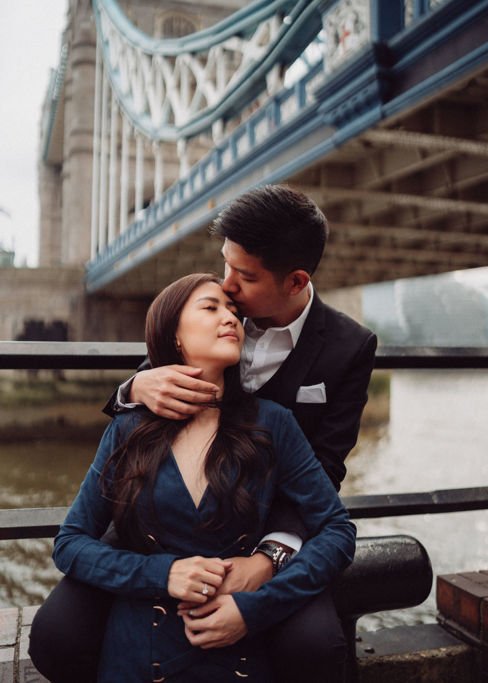 London Pre-Wedding Photographer